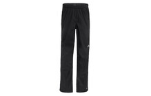 Vaude Heren Birch Rain Zip Pants zwart